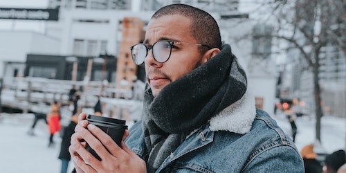 winter eyeglasses
